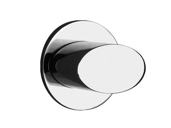 Single handle shower tap OVALE WELLNESS 43266 by Gessi