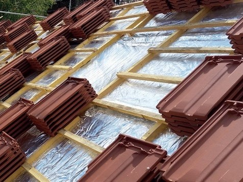 Thermal insulation felt OVER-FOIL SKYTECH by OVER-ALL