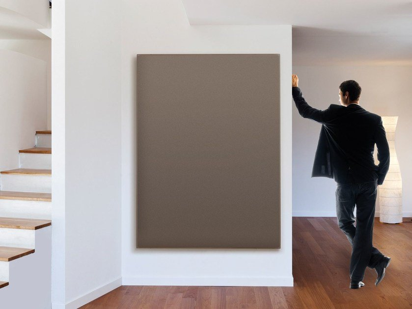 Decorative acoustic panel OVERSIZE | Decorative acoustic panel by Caimi Brevetti