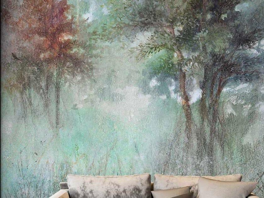 Papel de parede ecológico de tecido não tecido OVIDIO by Wallpepper Group