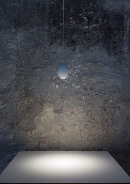 OVO | Lampada a sospensione in metallo