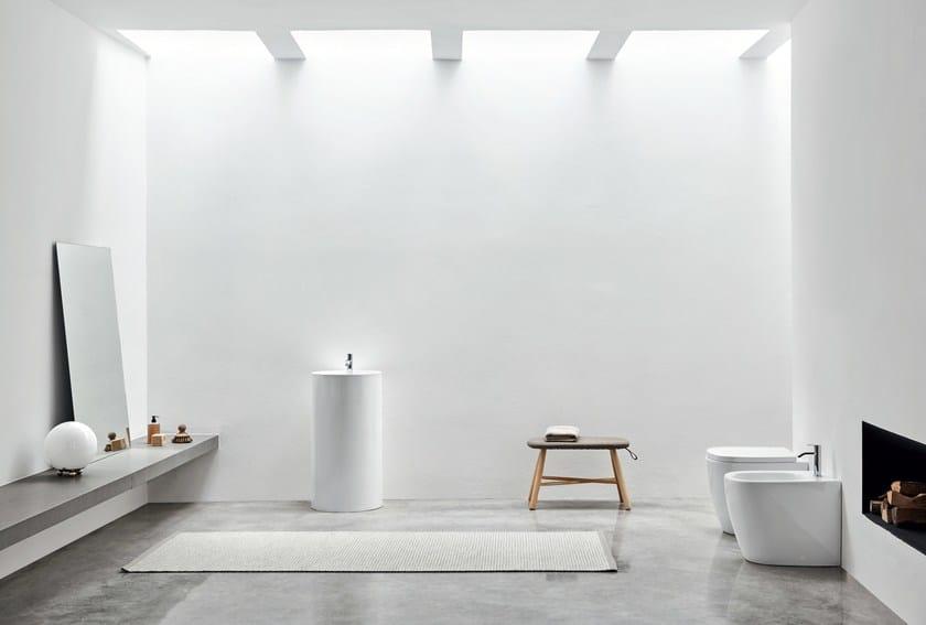 OVVIO | Lavabo freestanding By Nic Design