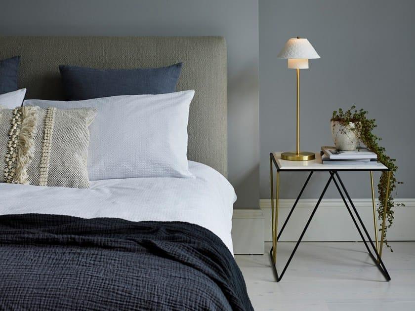 Porcelain table lamp OXFORD DOUBLE | Bedside lamp by Original BTC