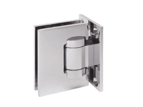 Steel Shower door hinge OXIDAL 148 by Nuova Oxidal