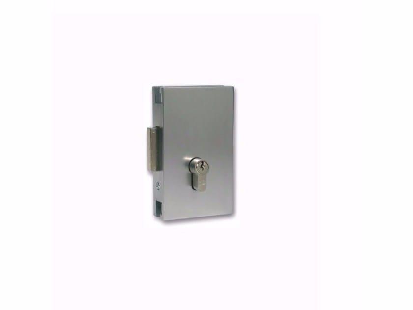Glass door lock OXIDAL 201 by Nuova Oxidal