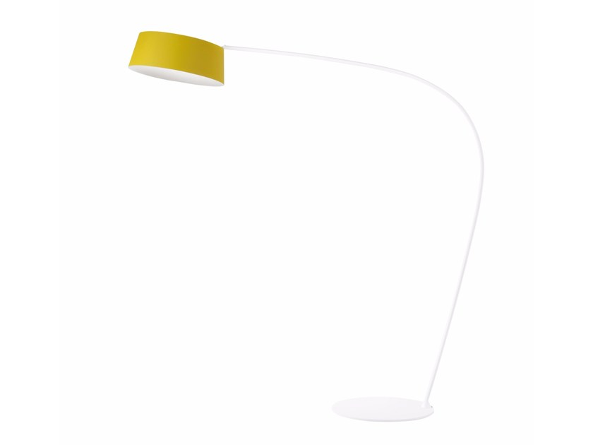 LED direct light reading lamp OXYGEN_FL1 by Linea Light Group