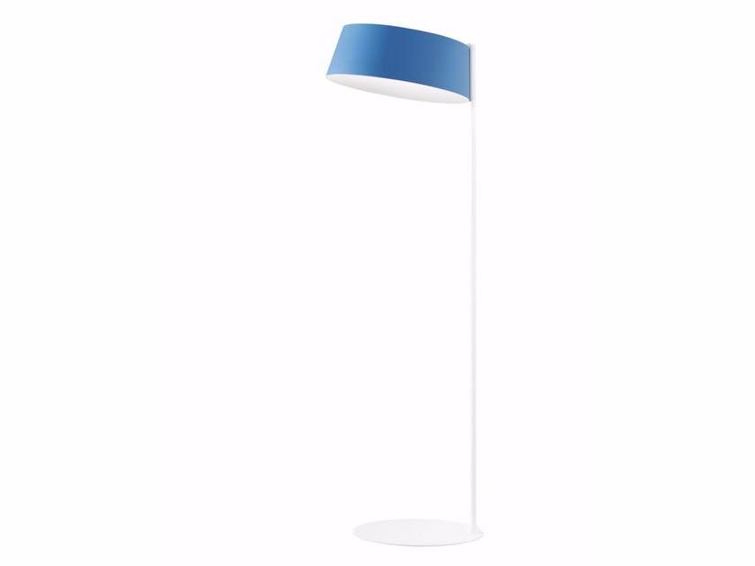 LED direct light floor lamp OXYGEN_FL2 by Linea Light Group
