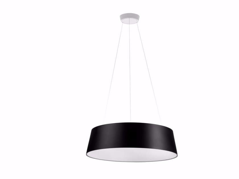 LED direct light pendant lamp OXYGEN_P by Linea Light Group