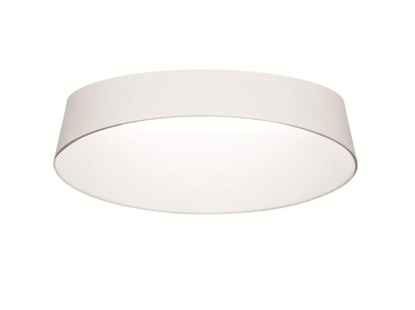 LED indirect light polyurethane wall light OXYGEN_W by Linea Light Group