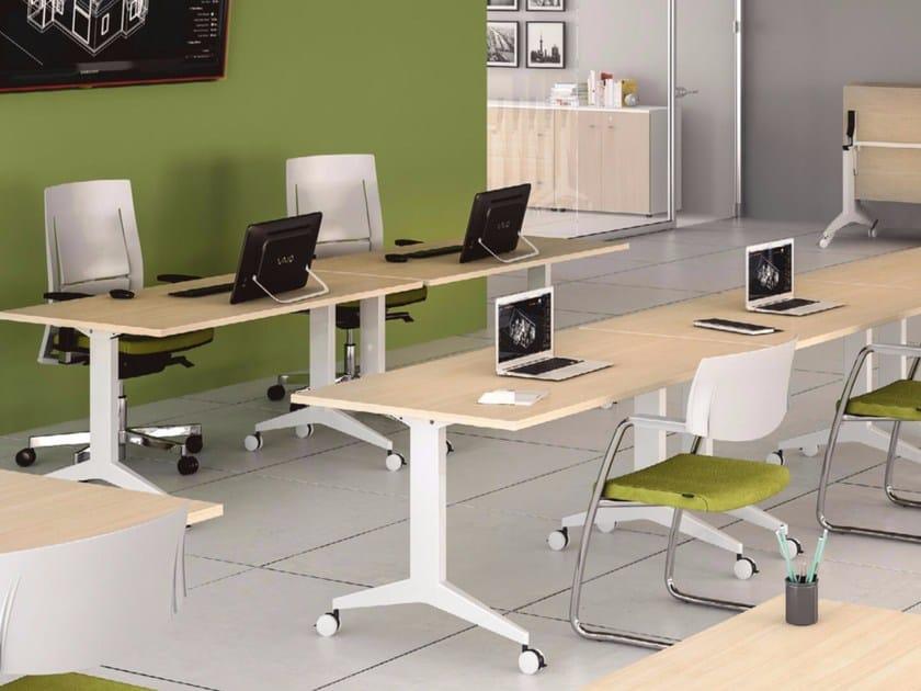 Rectangular office desk OYO | Office desk by Las Mobili