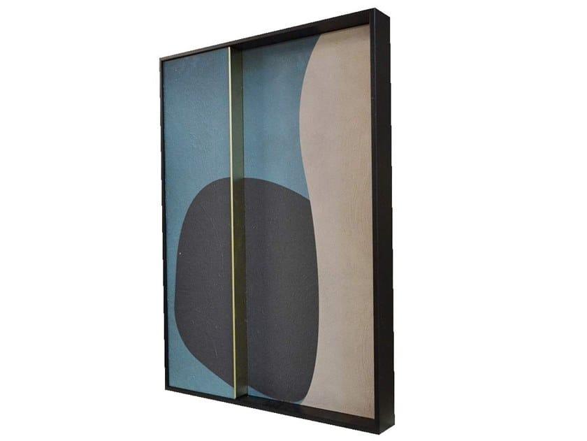 Decorative panel OYSTER by Adriani e Rossi edizioni