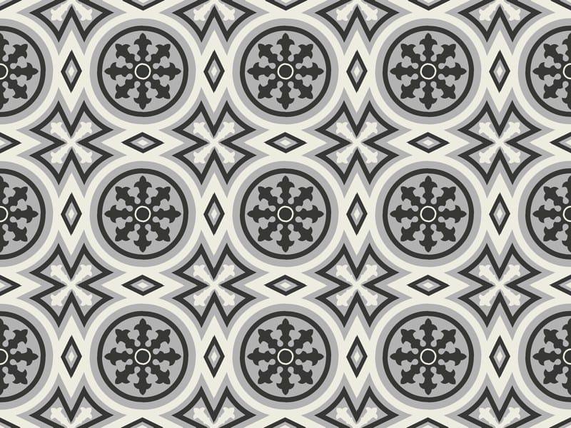 Indoor/outdoor cement wall/floor tiles ODYSSEAS 378 by TsourlakisTiles
