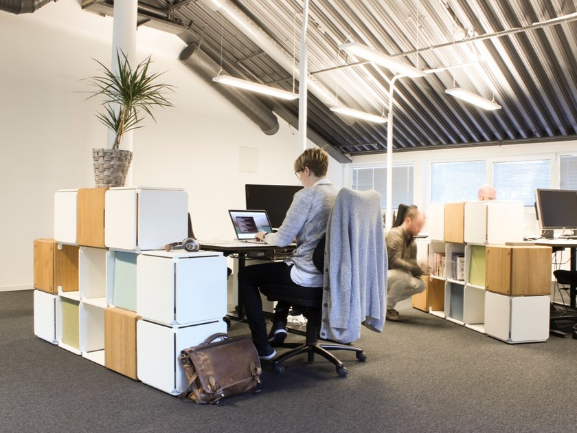 Open Modular office shelving Ope Config™ Work by Ope