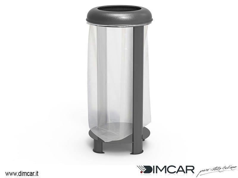 Outdoor litter bin Cestone Open by DIMCAR