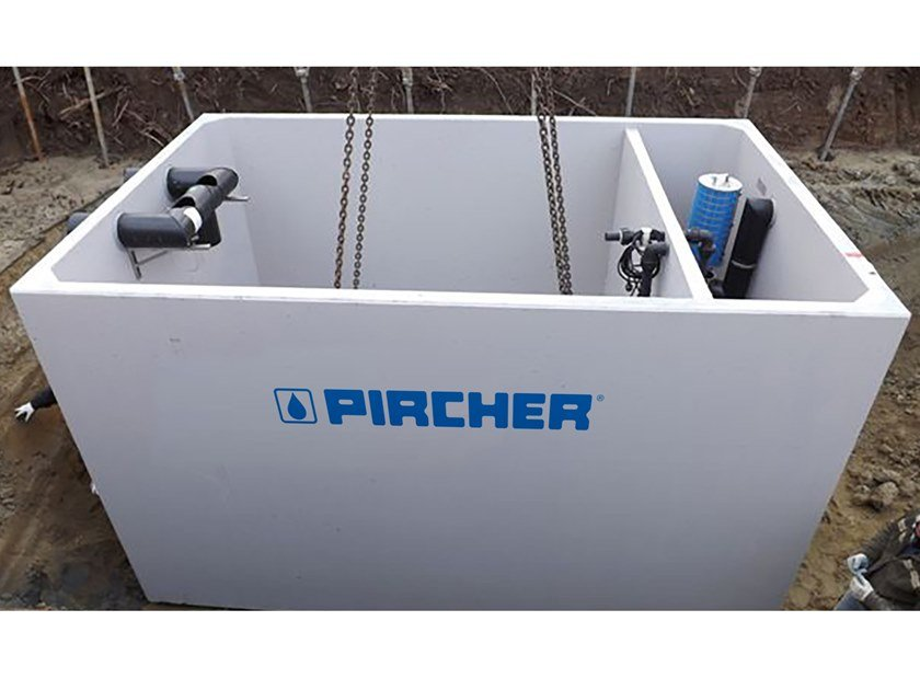 Purification and disposal system P.P.S.C. by Pircher