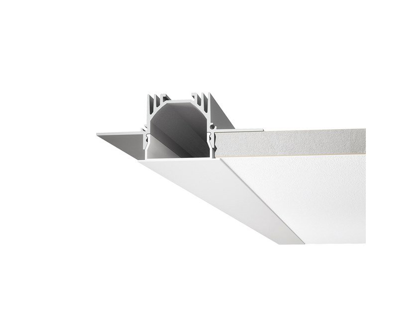 Alumite® Linear lighting profile P001 | Linear lighting profile by 9010 novantadieci