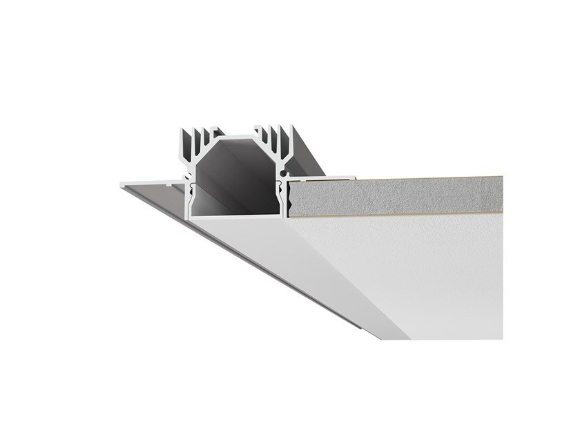 Alumite® Linear lighting profile P003 | Linear lighting profile by 9010 novantadieci
