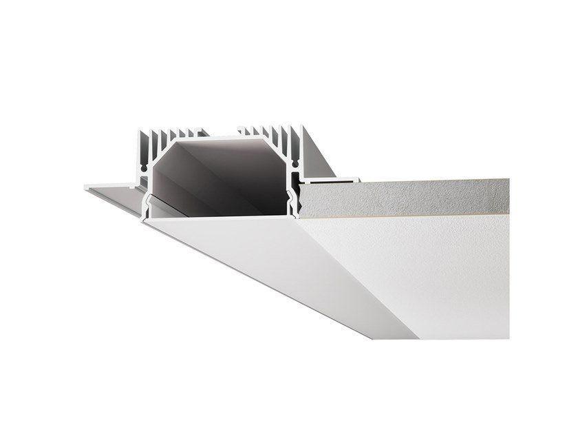 Alumite® Linear lighting profile P004 | Linear lighting profile by 9010 novantadieci