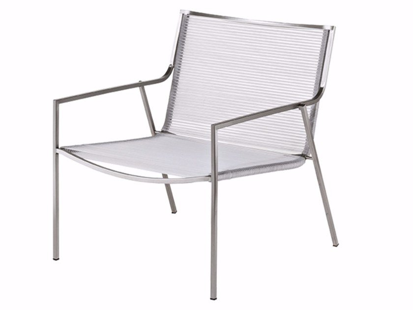 Garden easy chair with armrests P01   Easy chair by Coro