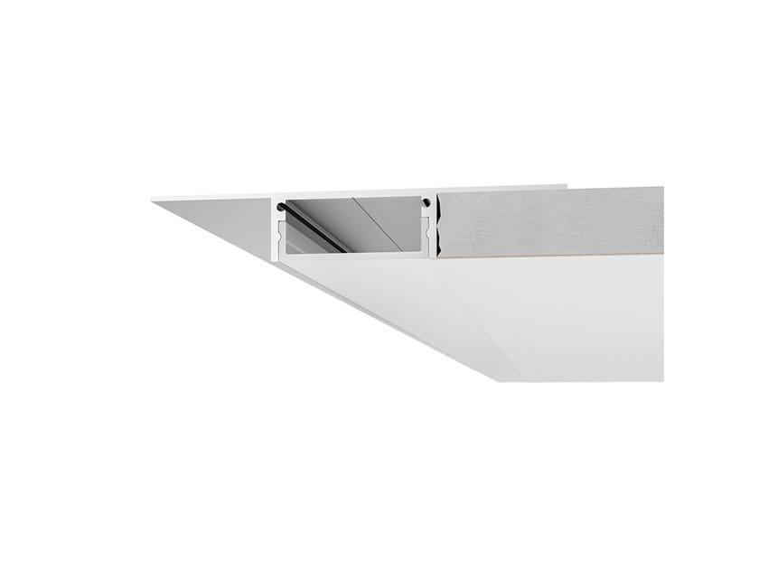 Alumite® Linear lighting profile P013 | Linear lighting profile by 9010 novantadieci