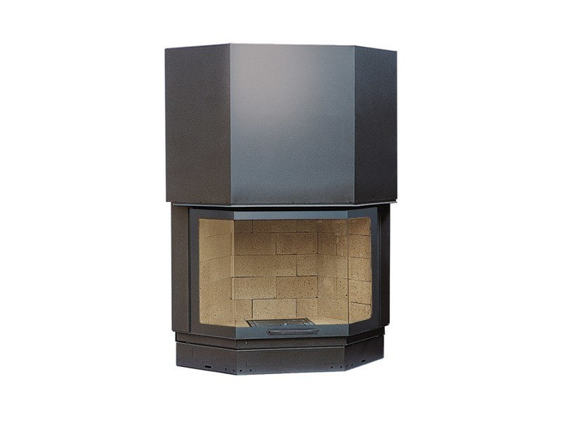 Fireplace insert P1100 by Axis