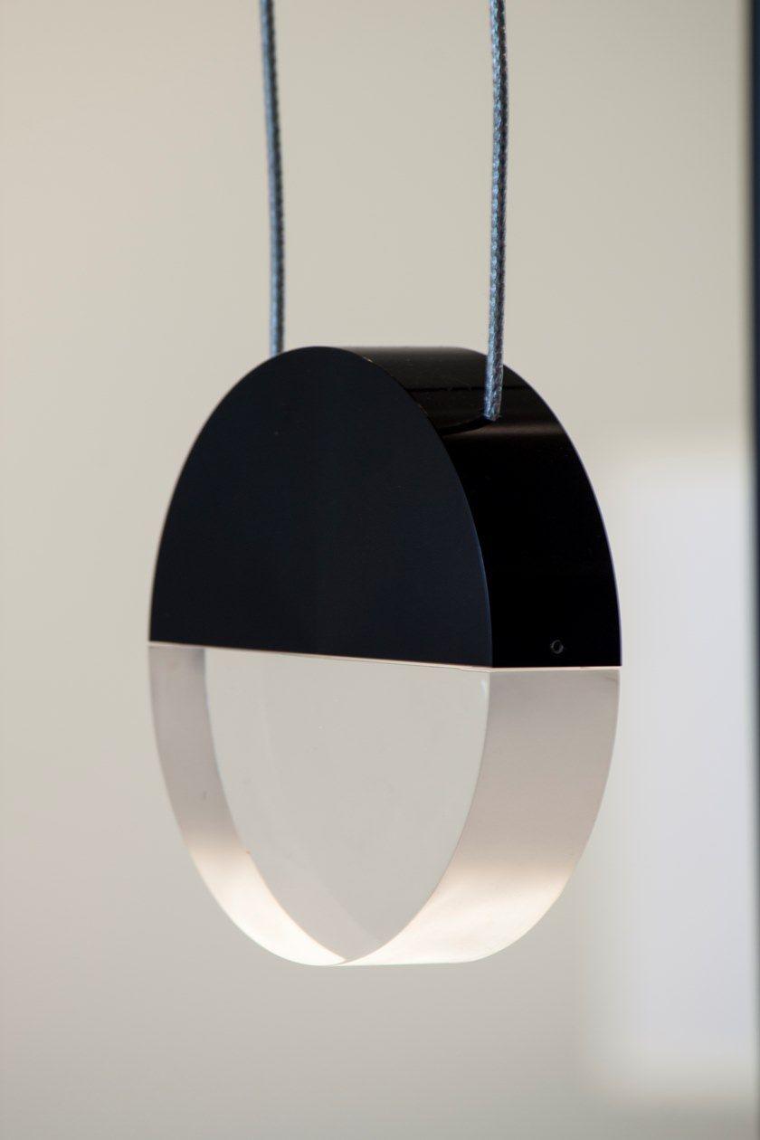 Con Led In Balance Lampada Dimmer Sospensione Alluminio Anodizzato P2 Archilume A sdQthr