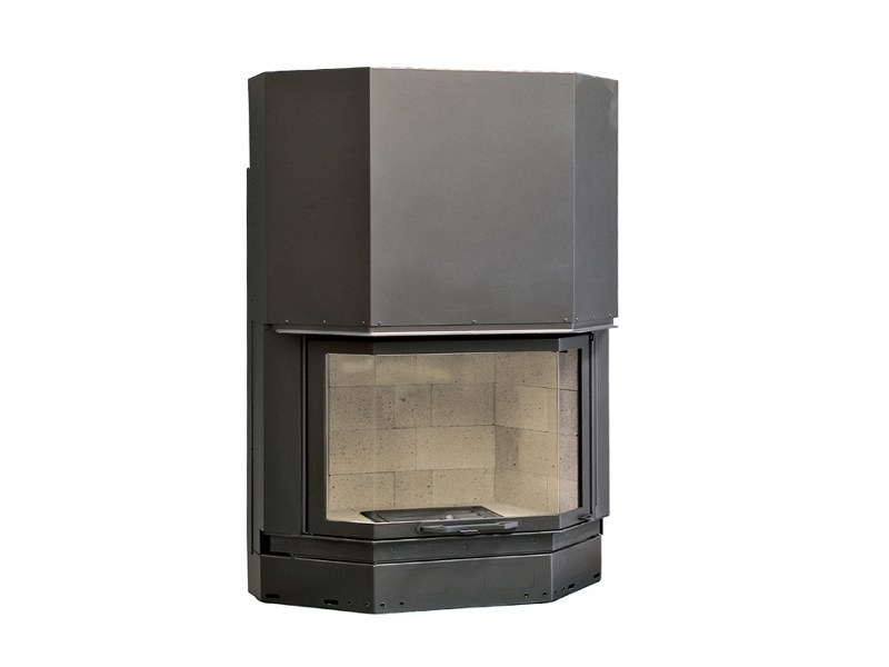 Fireplace insert P900 by Axis
