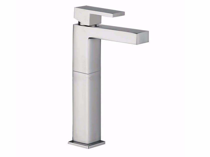 Countertop single handle 1 hole washbasin mixer PABLOLUX - F9839A by Rubinetteria Giulini
