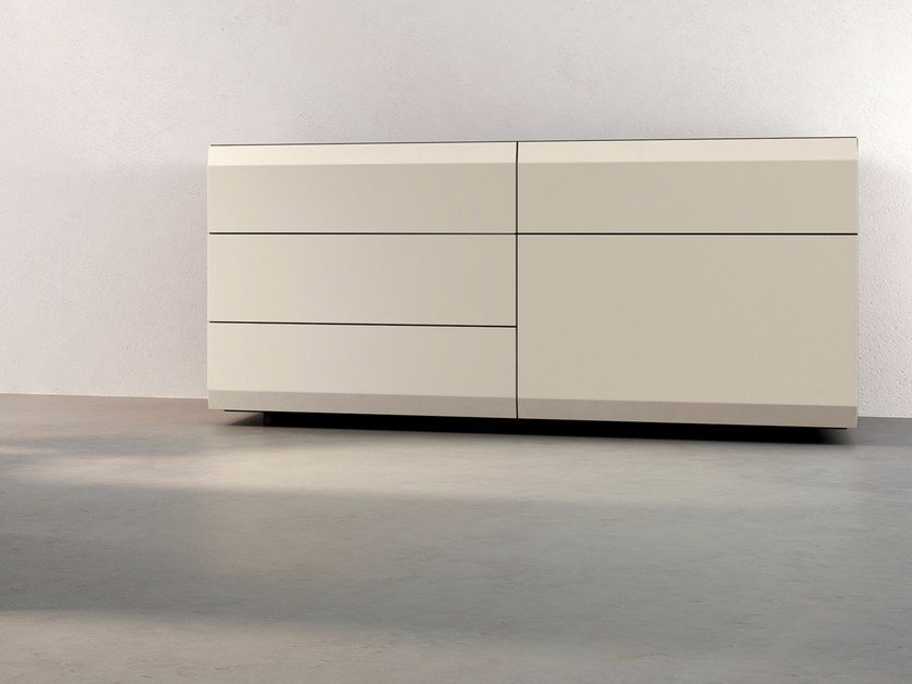Wooden office drawer unit PACE | Office drawer unit by RENZ
