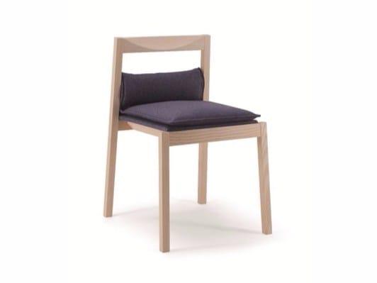 Fabric chair PAD | Chair by Cizeta