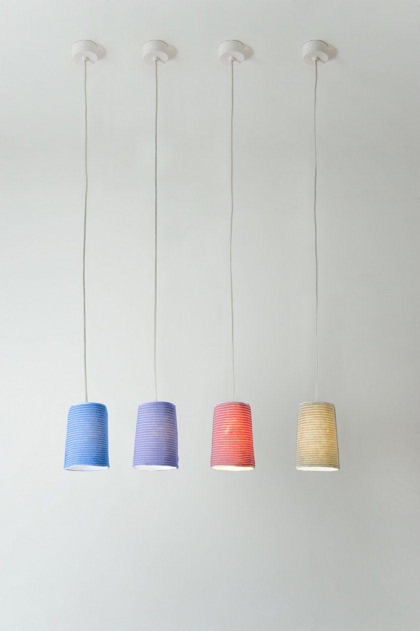 Paint artdesign Lampada In E es 100Lana Sospensione Stripe A In Nebulite cKlF1J