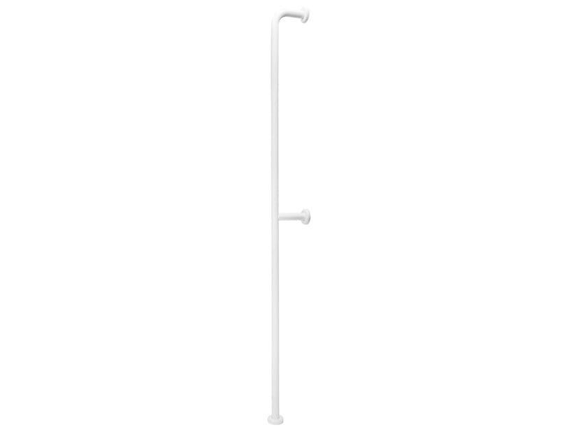 Maniglione bagno fisso verticale in acciaio VERNICIATA | Maniglione bagno verticale by Saniline