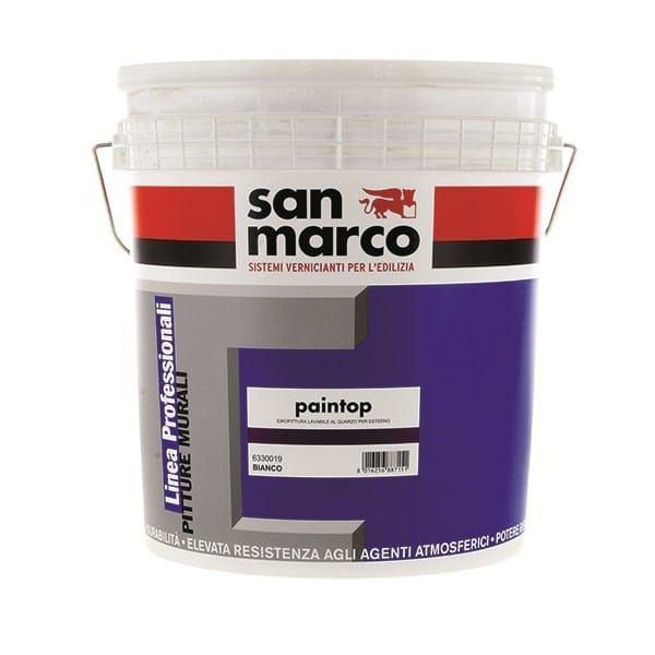 Quartz paint PAINTOP ANTIALGA by San Marco