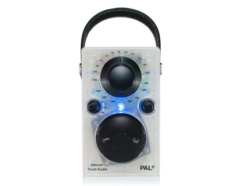 Radio Bluetooth con batteria ricaricabile PAL BT GLO - LIMITED EDITION by Tivoli Audio