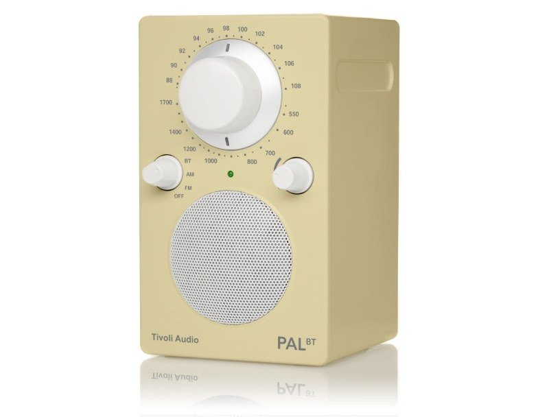 Wireless Radio with rechargeable battery PAL BT by Tivoli Audio