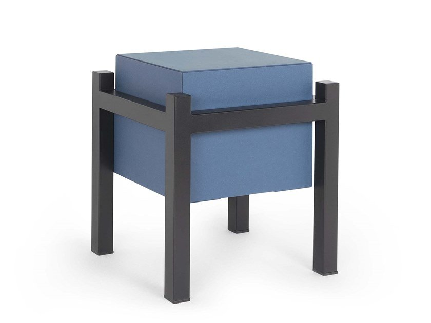 Bedside table with drawers PALAFITTA | Bedside table by ARKOF LABODESIGN