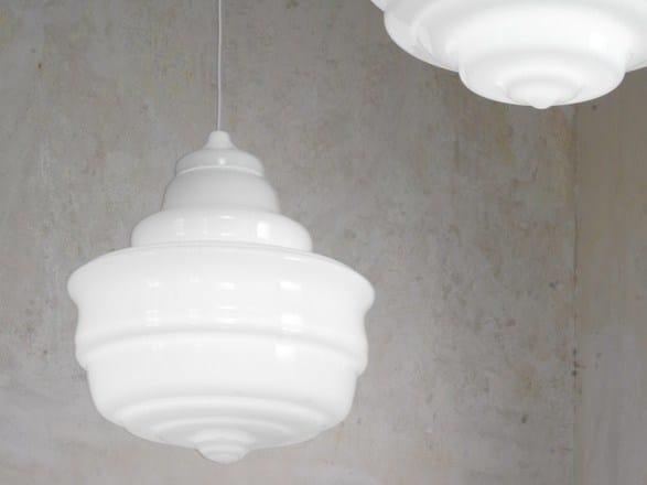Blown glass pendant lamp PALAIS GARNIER by Lasvit