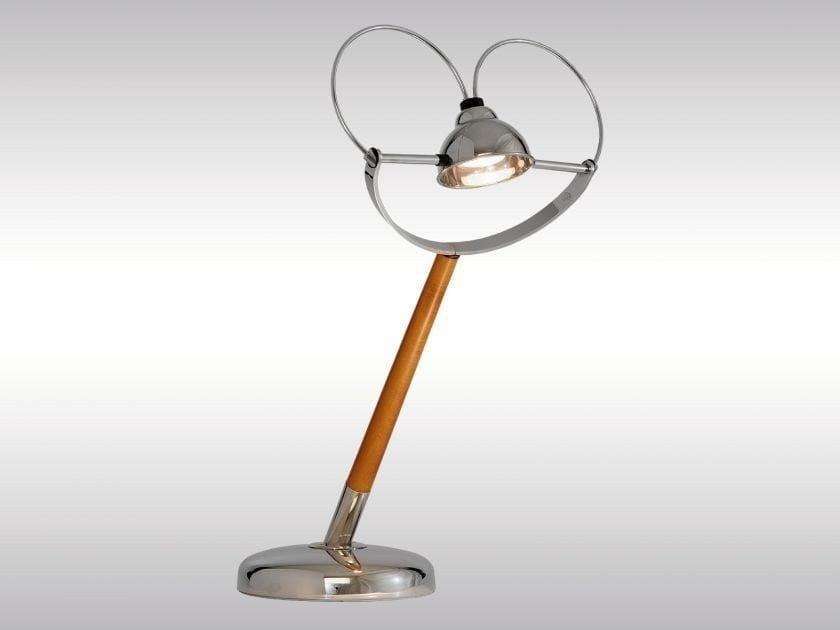 Adjustable table lamp PALAIS2 TL by Woka Lamps Vienna