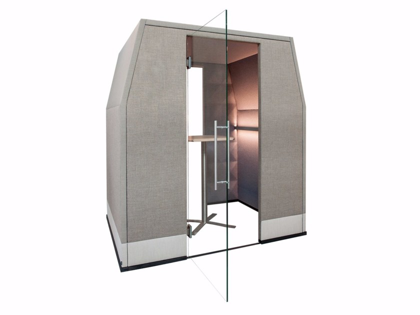 Acoustic meeting pod PALAU HOME MEETING by Palau