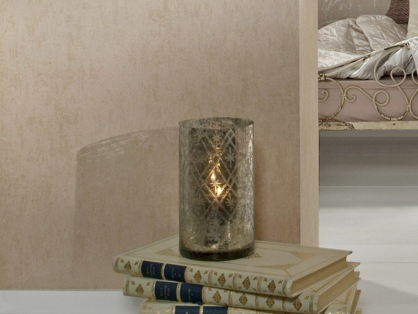 Washable nonwoven wallpaper PALAZZO VENETIAN PLASTER by Omexco