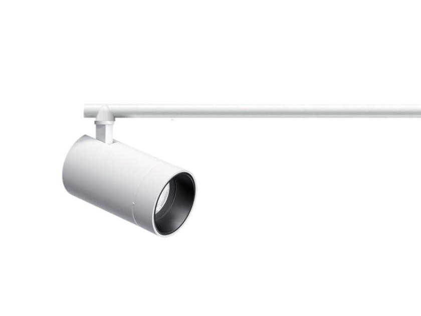 Illuminazione a binario a LED in alluminio pressofuso PALCO LOW VOLTAGE WITH ROD by iGuzzini