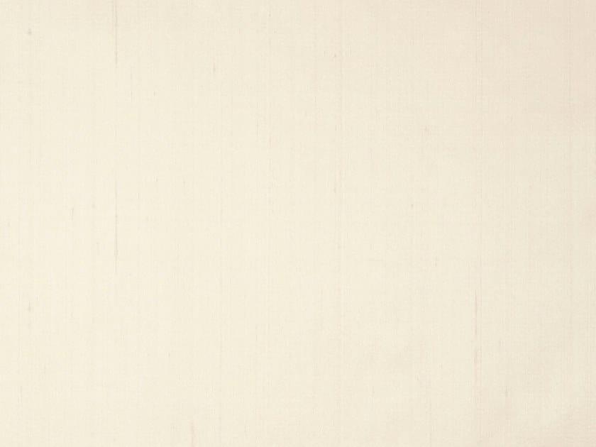 Tessuto a tinta unita in seta per tende PALLADE by Dedar