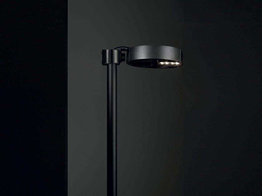 Plafoniere Per Lampioni Stradali : Lampione stradale a led in alluminio palladiano 1.0 l&l luce&light