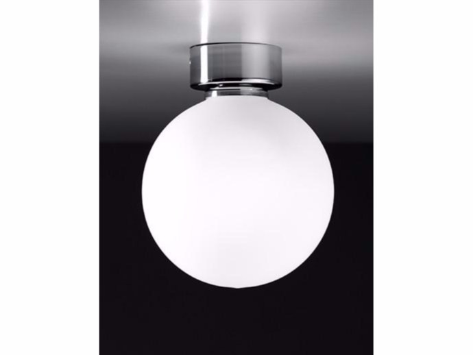LED glass ceiling lamp PALLINA | Ceiling lamp by Ailati Lights