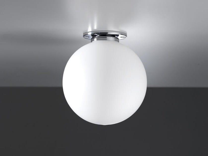 LED glass PALLINA | Ceiling lamp by Ailati Lights