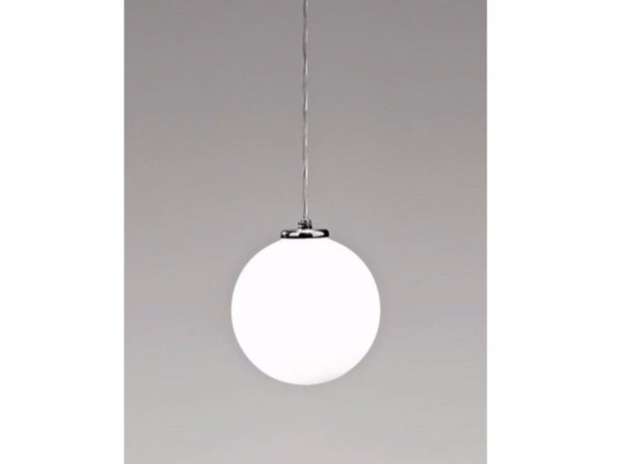 Glass pendant lamp PALLINA | Pendant lamp by Ailati Lights