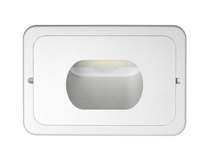 LED Anodized aluminium steplight PALPEBRA by ENGI