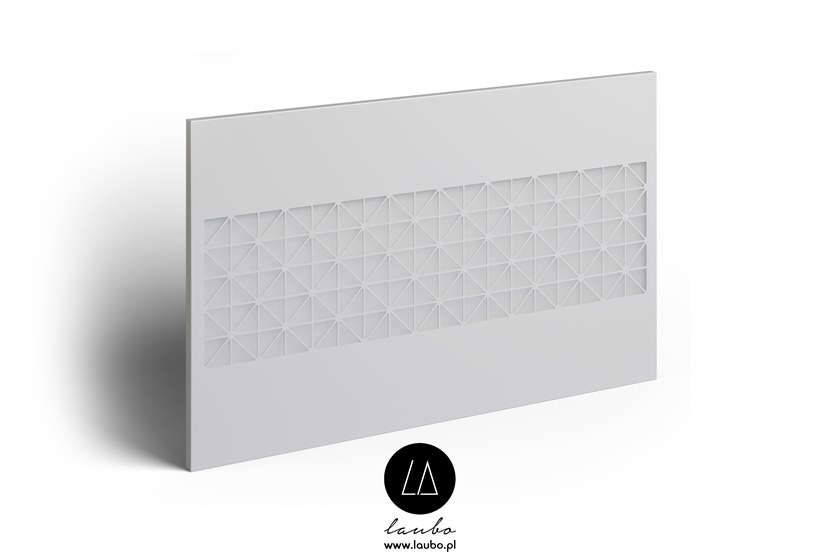 Laubo Per A Da In Led Parete Strip Tile Lampada Panel Metallo Esterno 5A4j3RLq