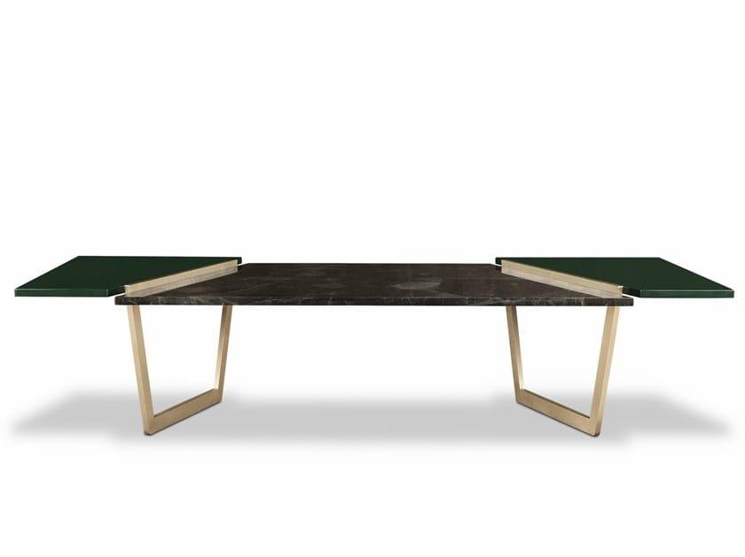 Rectangular table PANGEA by BAXTER