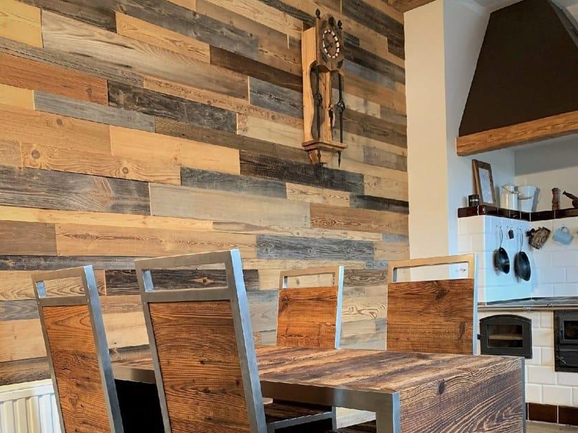 Pavimento/rivestimento in legno PANNELLI IN LEGNO | Pavimento/rivestimento by ANTICO TRENTINO